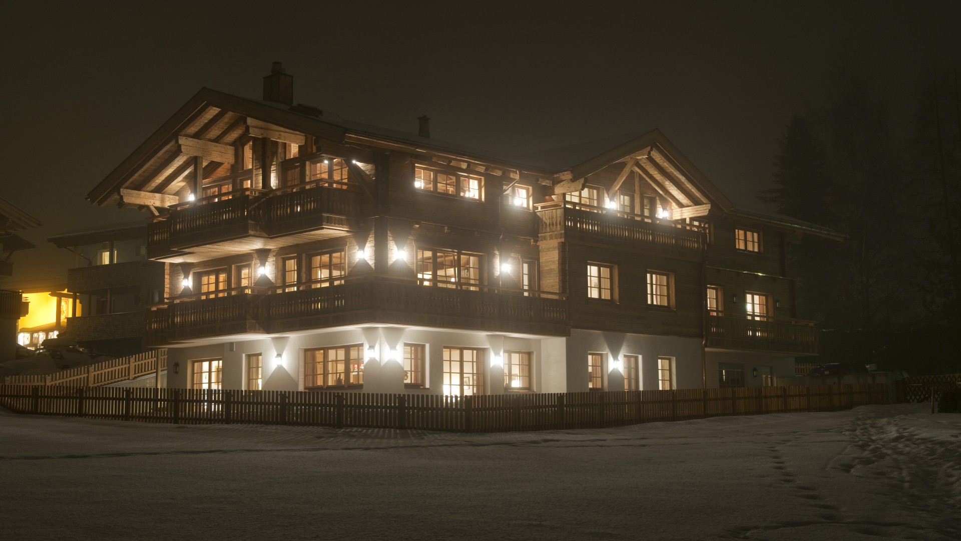 Villa Chalet Amadeus, Location à Tyrol