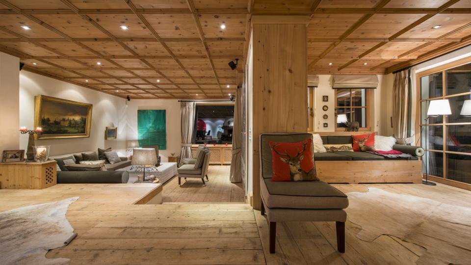 Villa Chalet Benatzky, Rental in Tyrol