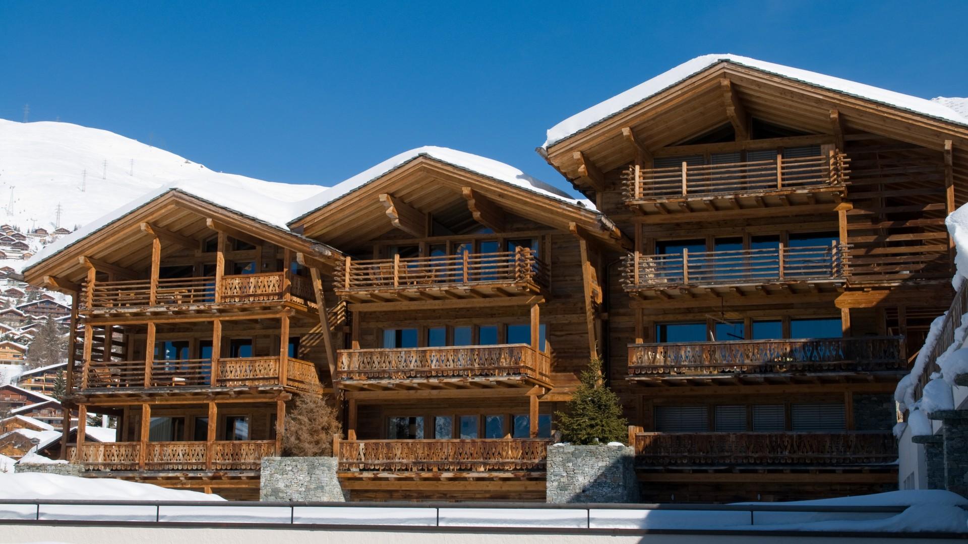 Villa Chalet Big White, Location à Alpes suisses