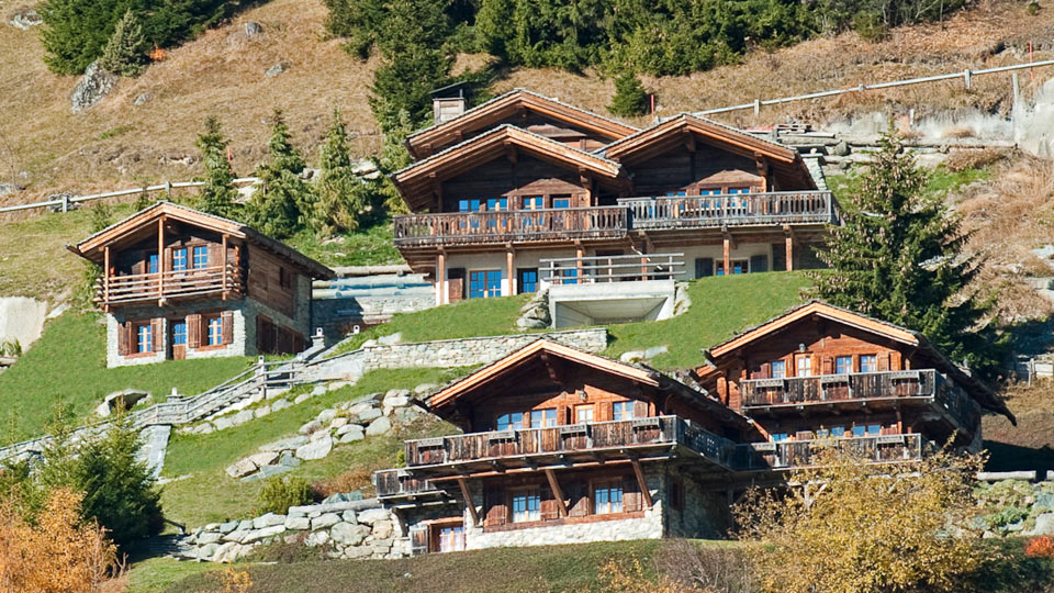 Villa Chalet Northstar, Location à Alpes suisses