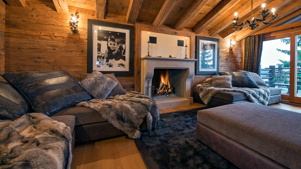 Villa Chalet Corniche, Rental in Swiss Alps
