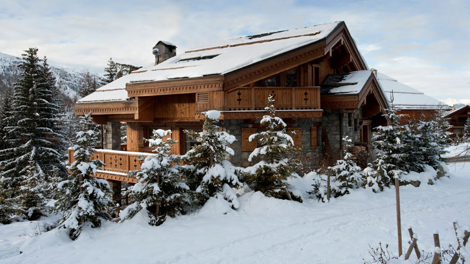 Villa Chalet Jade Méribel, Rental in Northern Alps