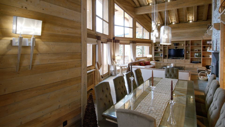 Villa Chalet Louveteaux, Rental in Northern Alps