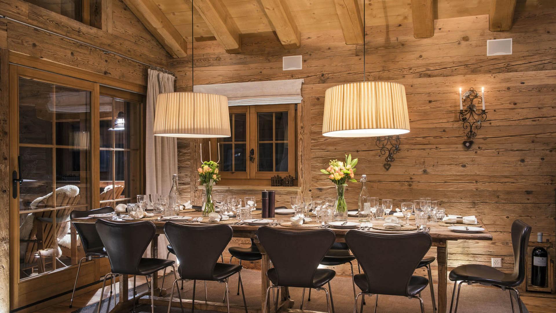 Villa Chalet Reuss, Location à Alpes suisses