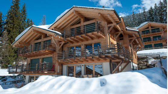 Villa Chalet Plessur, Location à Alpes suisses