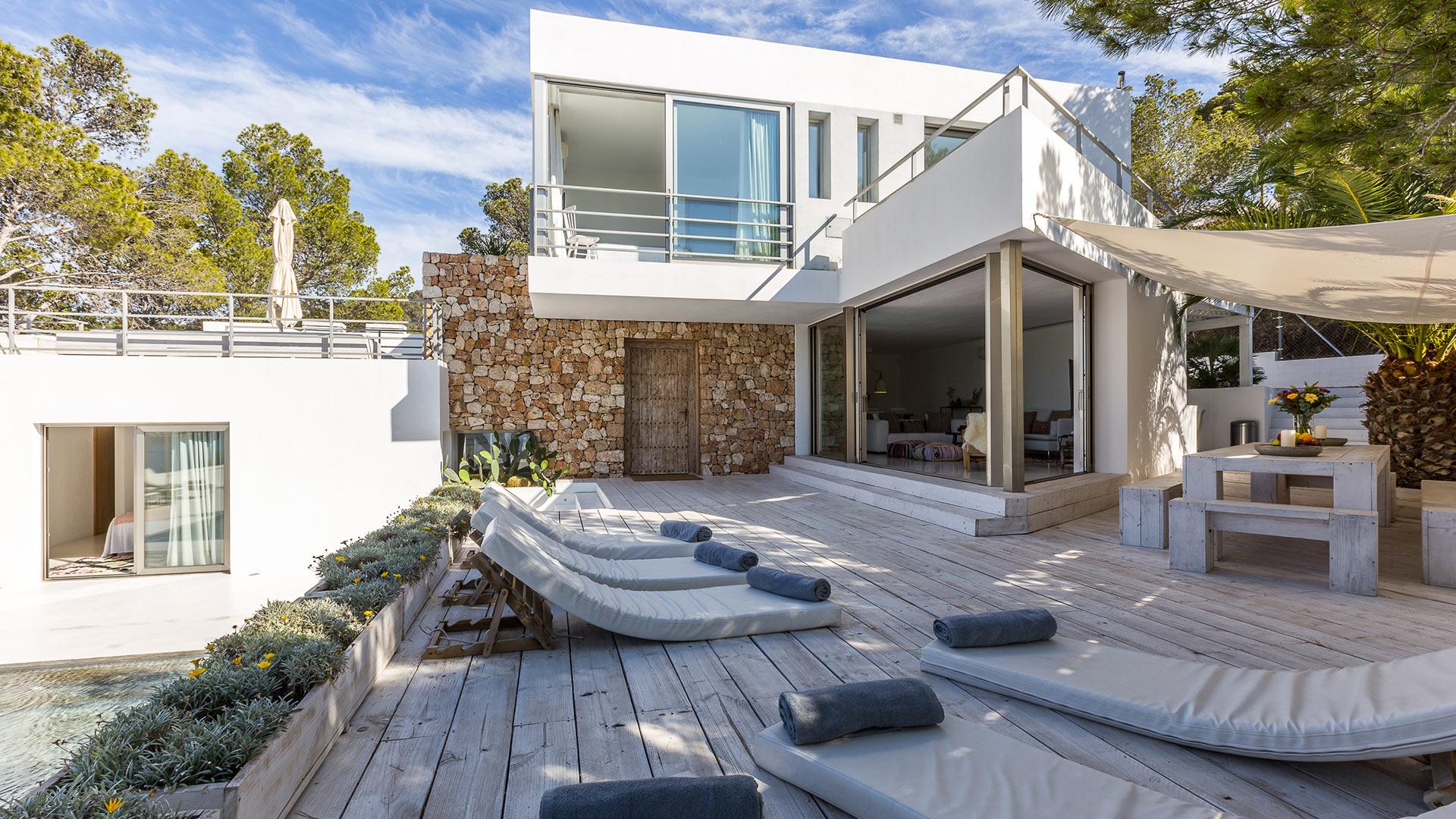 Villa Villa Moli, Location à Ibiza