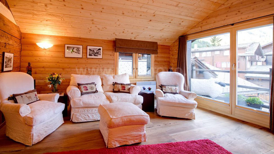 Villa Chalet Sugarbush, Location à Alpes suisses