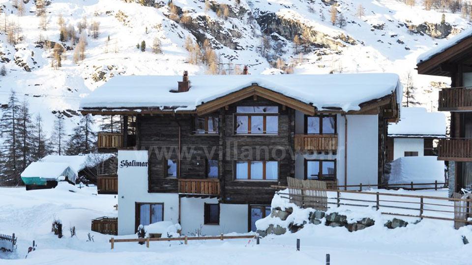 Villa Chalet Wolfcreek, Location à Alpes suisses