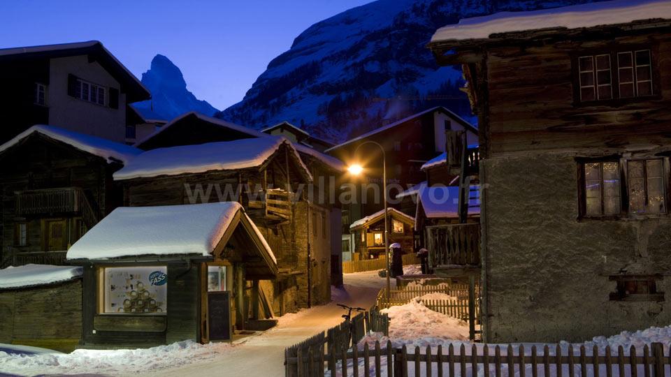 Villa Chalet des Petits Nains, Location à Alpes suisses
