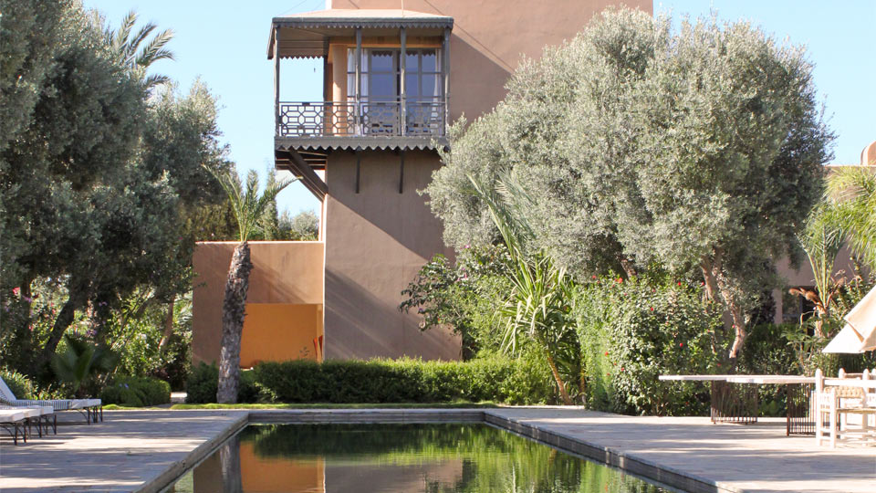 Villa La Tour des Faucons, Rental in Taroudant