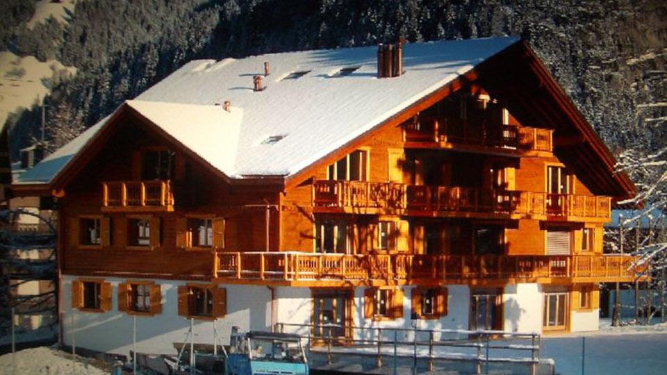 Villa Chalet Portes du Soleil, Location à Alpes suisses