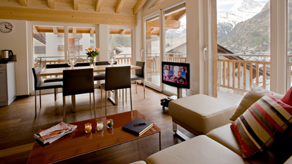 Villa Chalet Cypress I, Location à Alpes suisses