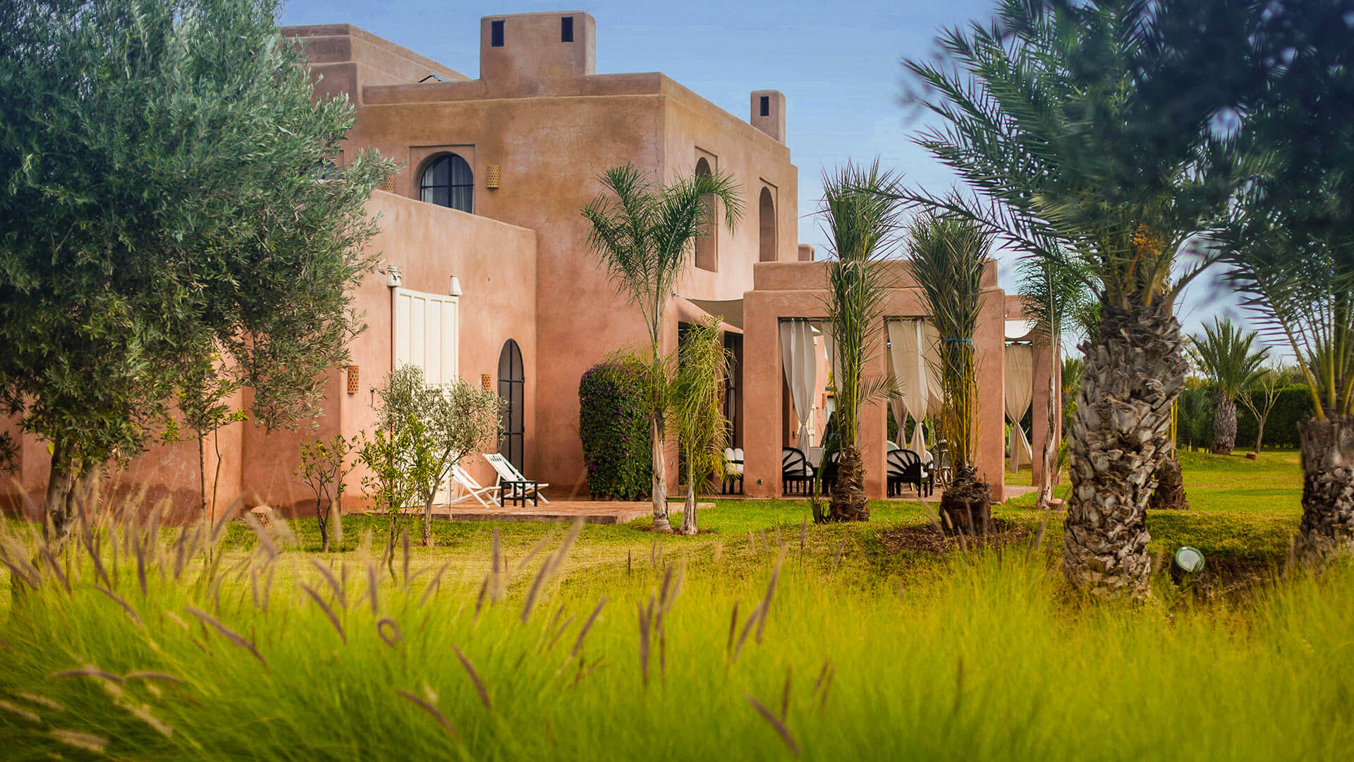 Villa Villa M, Location à Marrakech