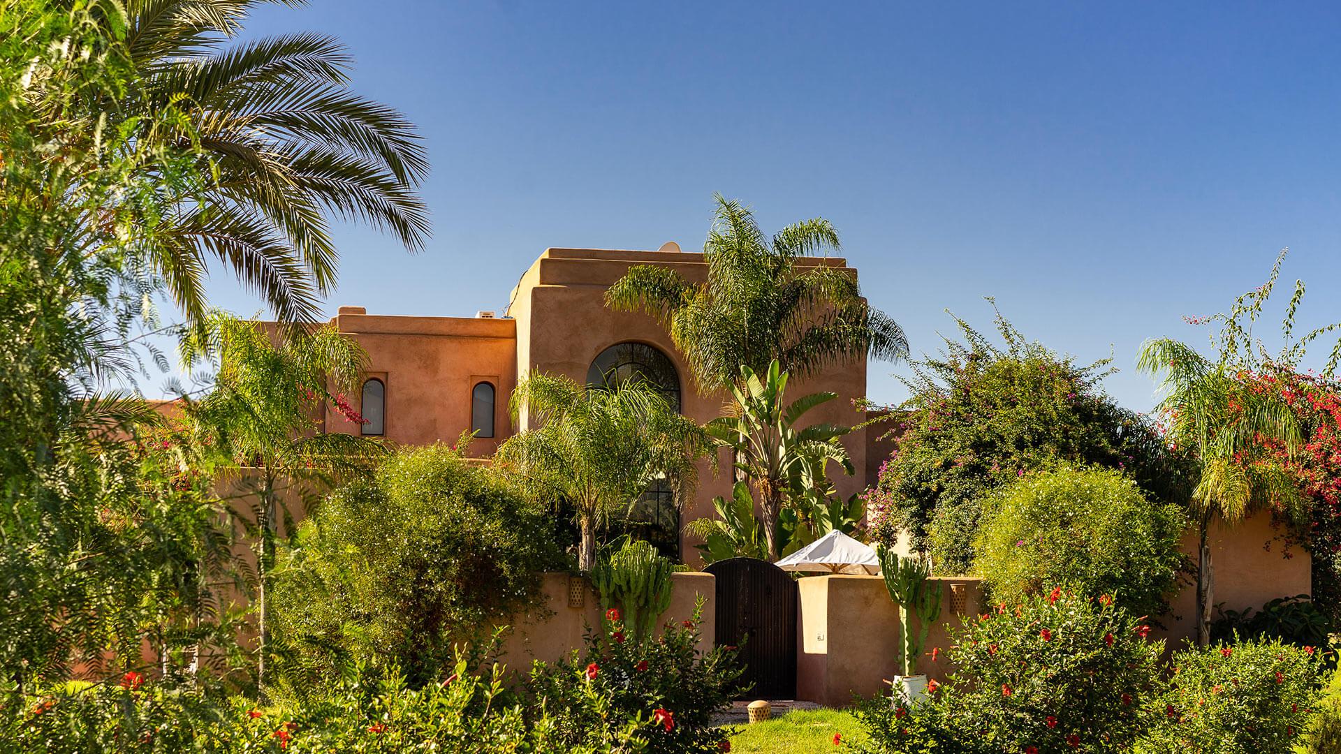 Villa Villa M, Rental in Marrakech