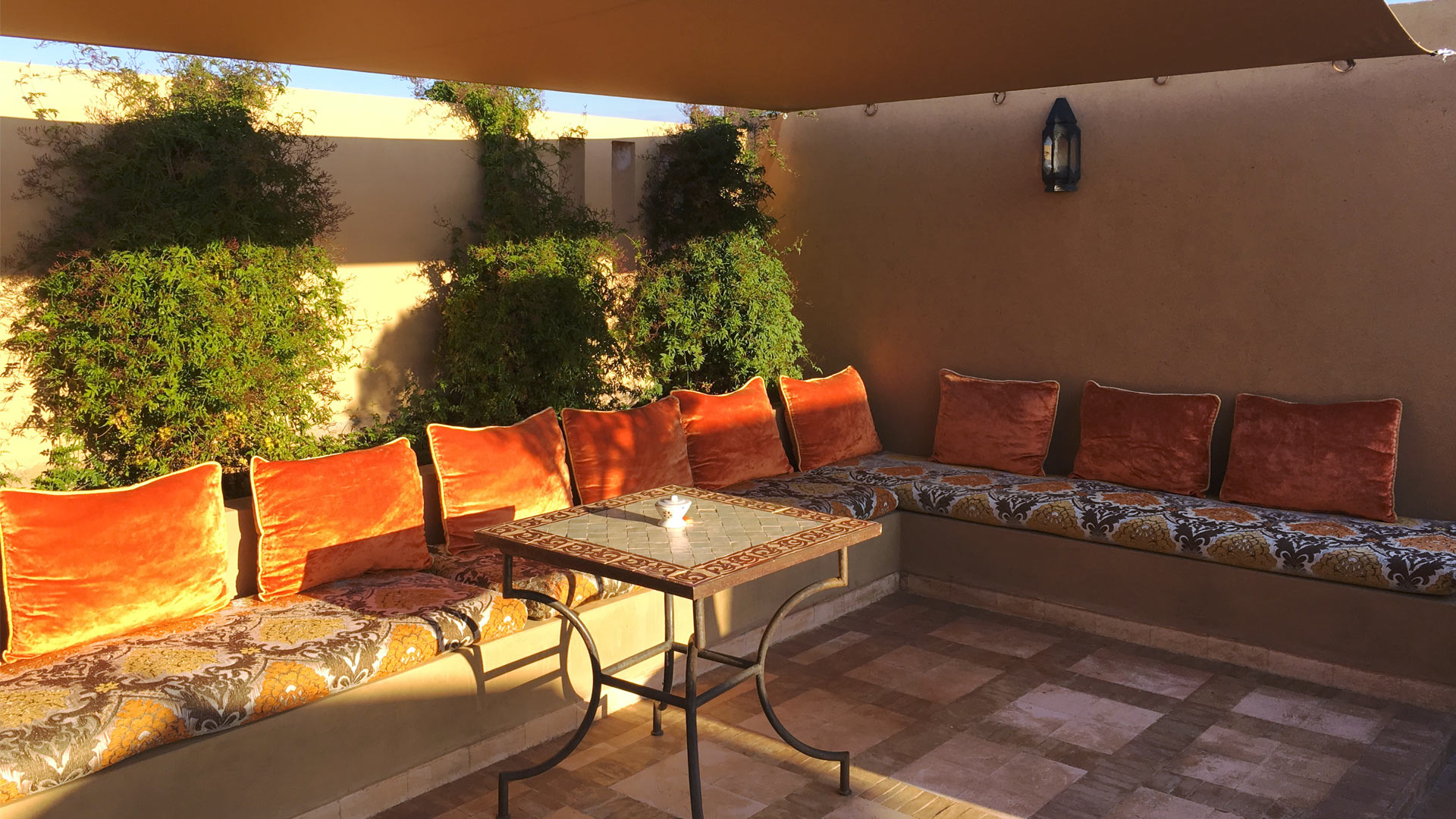Villa Riad Lydinnes, Location à Marrakech