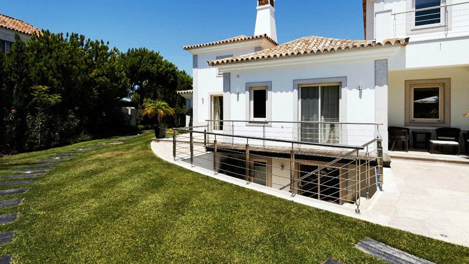villa jasper villa mieten in algarve quinta do lago villanovo. Black Bedroom Furniture Sets. Home Design Ideas