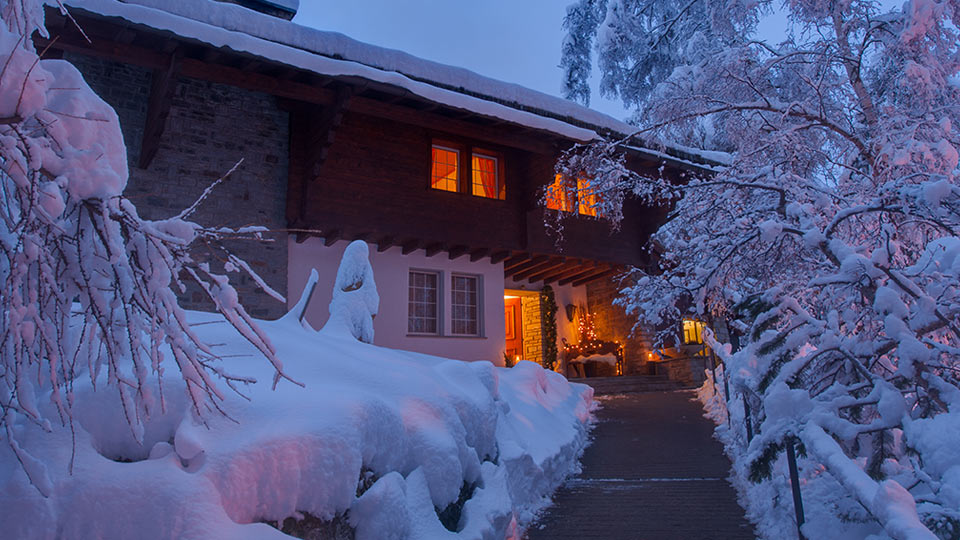 Villa Chalet Vortage, Rental in Swiss Alps