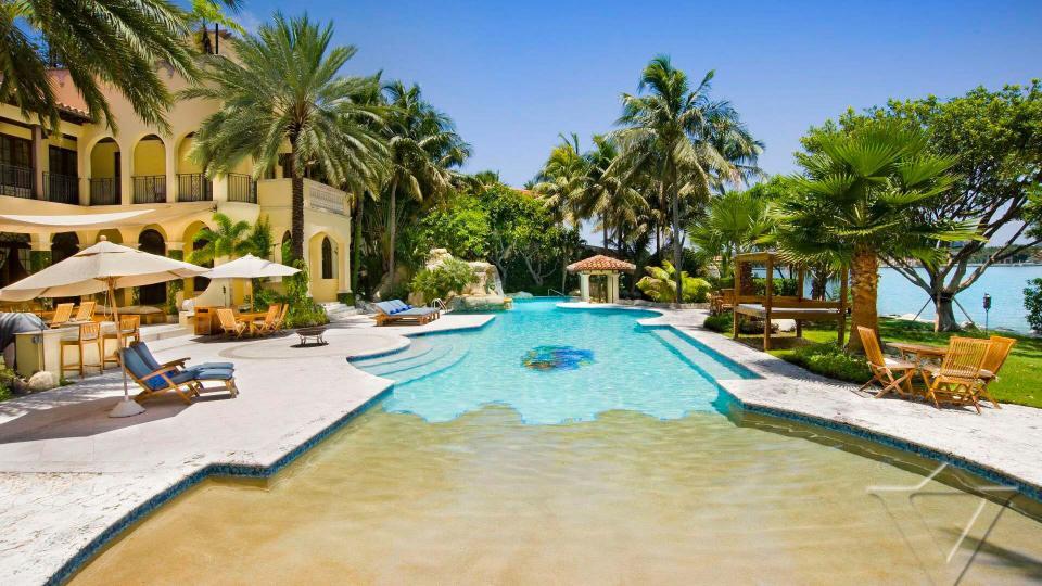 Villa Villa Contenta, Location à Floride