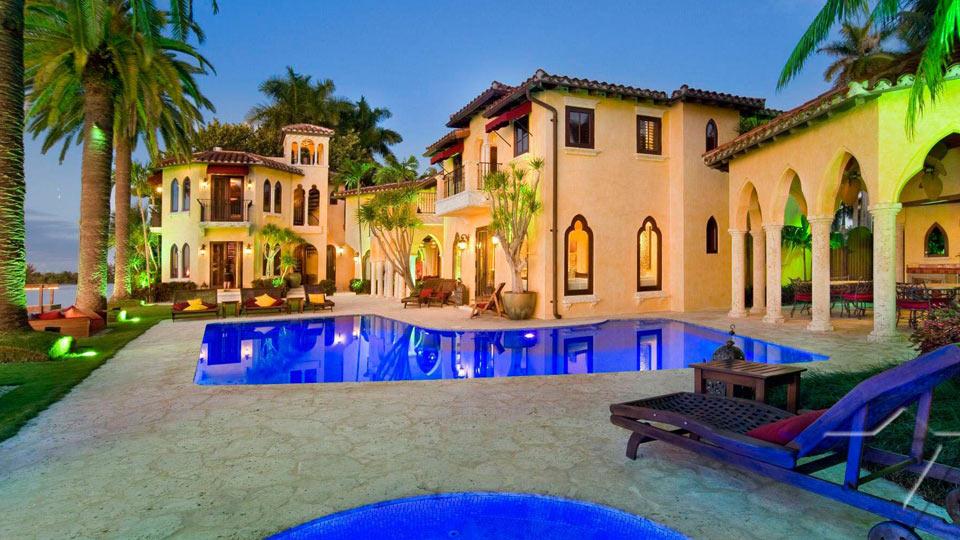 Villa Yasmina Villa Rental In Florida Miami Villanovo