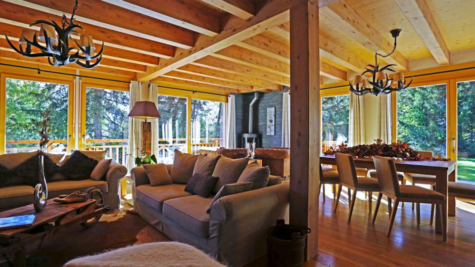Villa Chalet Julie, Location à Alpes suisses