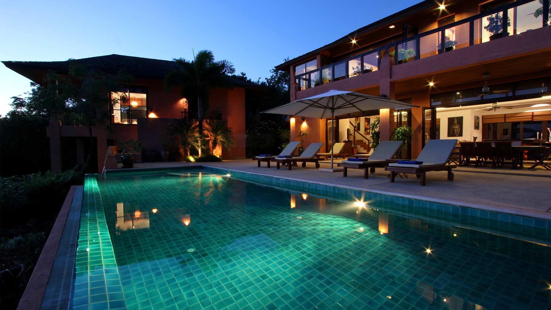 Villa Villa Bai Saramae, Location à Phuket