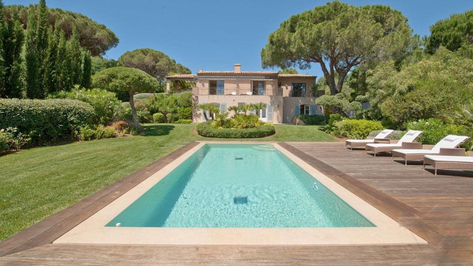 Villa Villa Roches Noires, Rental in French Riviera
