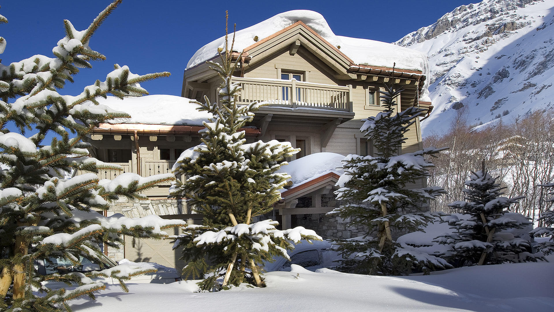 Villa Chalet Perle Noire, Rental in Northern Alps