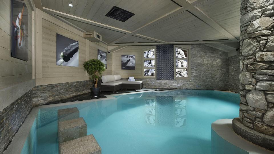 Villa Chalet Perle Blanche, Rental in Northern Alps