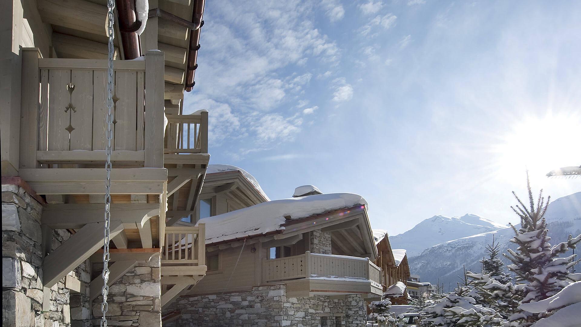 Villa Chalet Perle Blanche, Location à Alpes du Nord