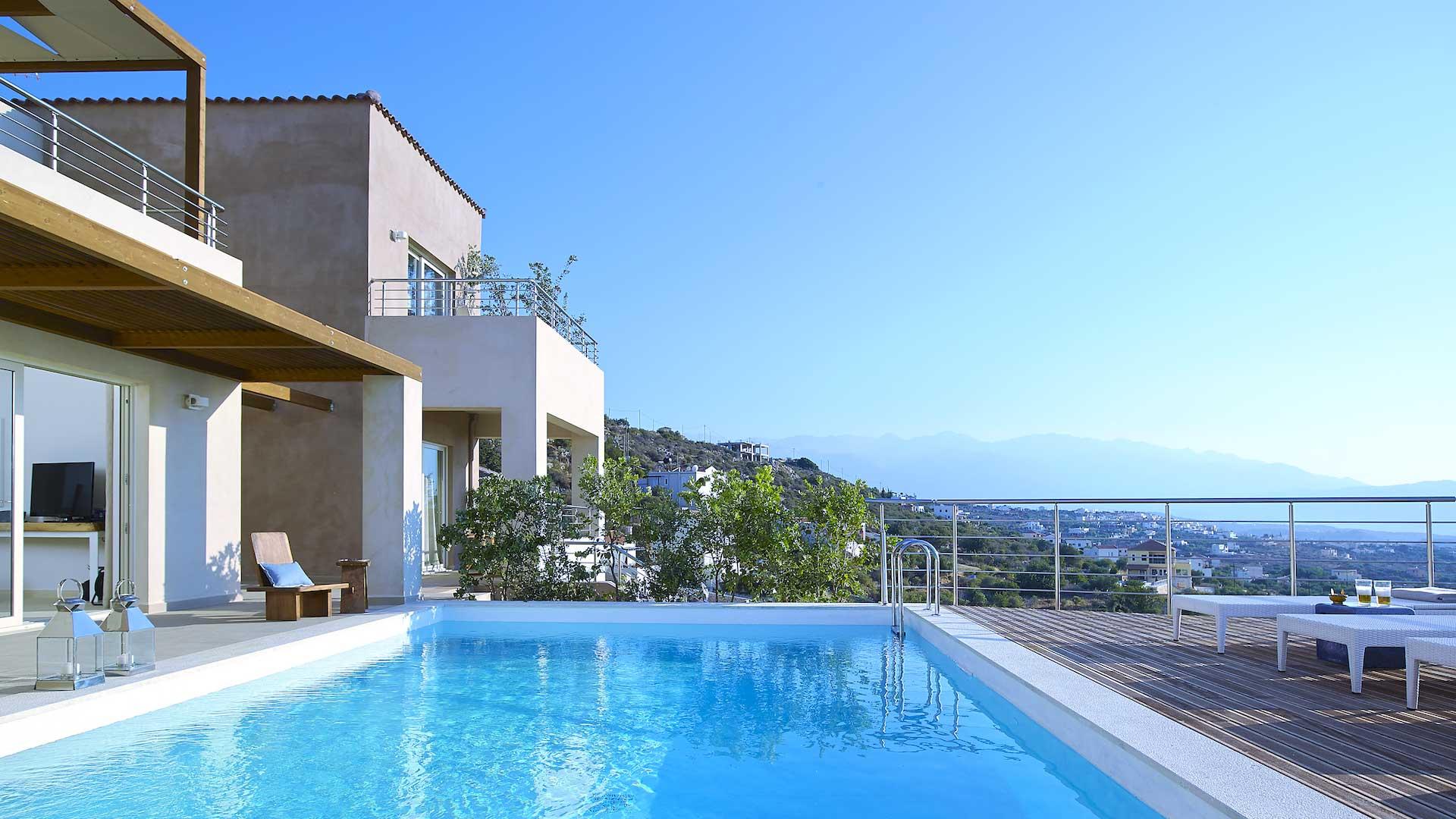 Villa Villa Hades, Rental in Crete