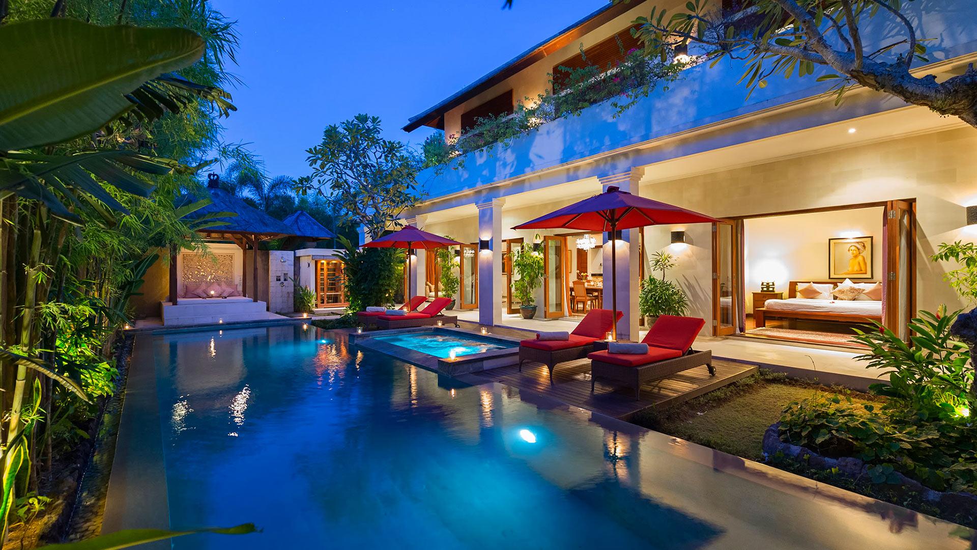 Villa Villa Kalimaya IV, Location à Bali