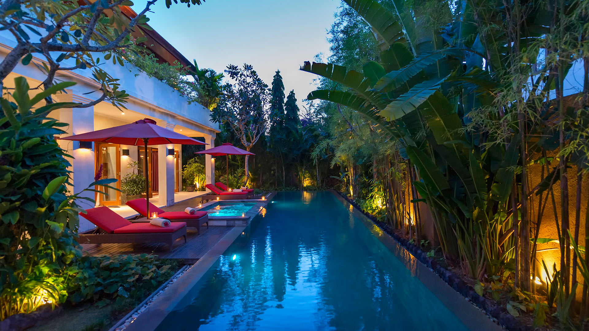 Villa Villa Kalimaya IV, Rental in Bali