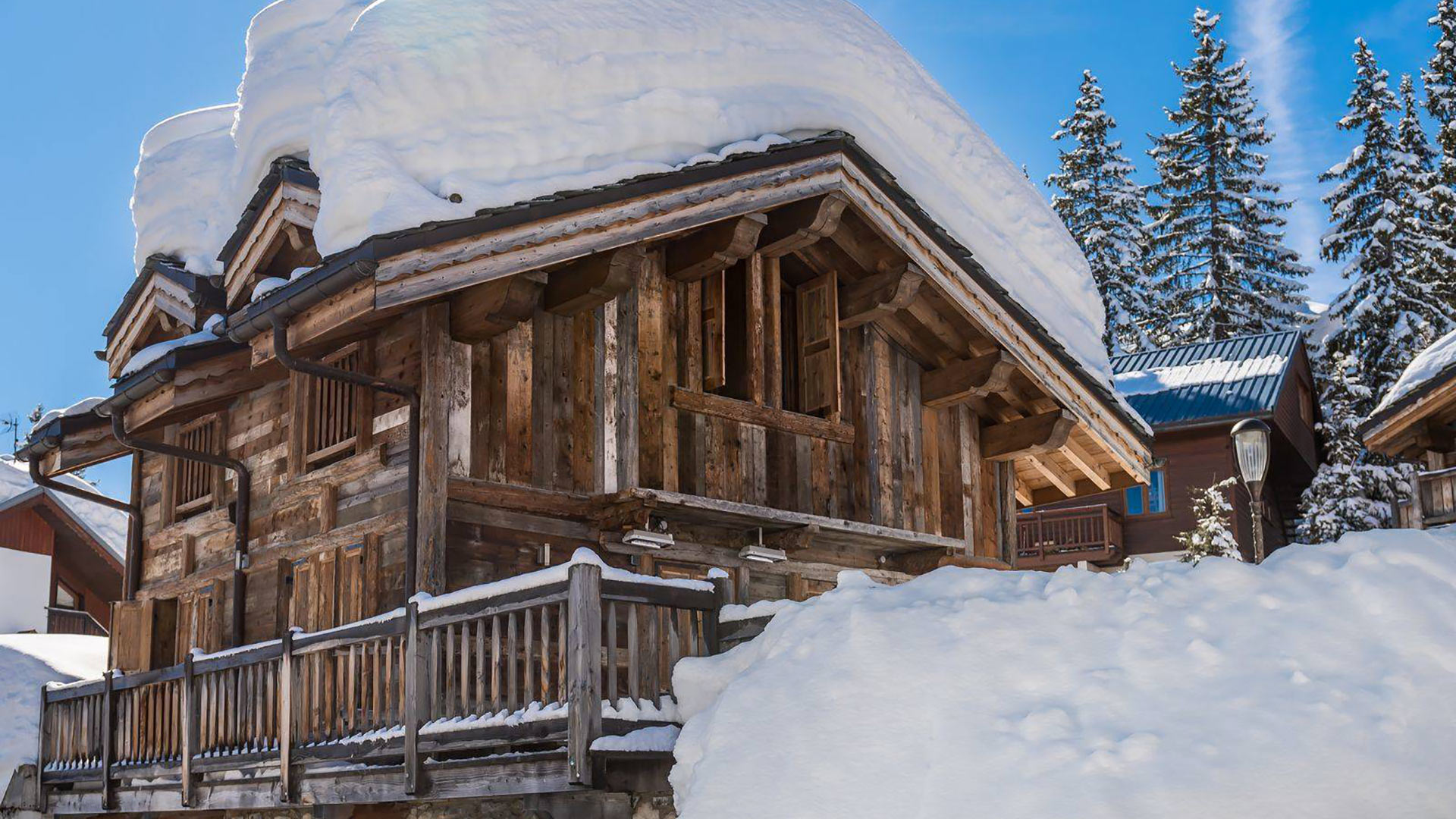 Villa Chalet Pleine Lune, Rental in Northern Alps