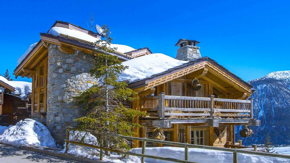 chalet pavot des alpes villa 224 louer 224 alpes du nord courchevel villanovo