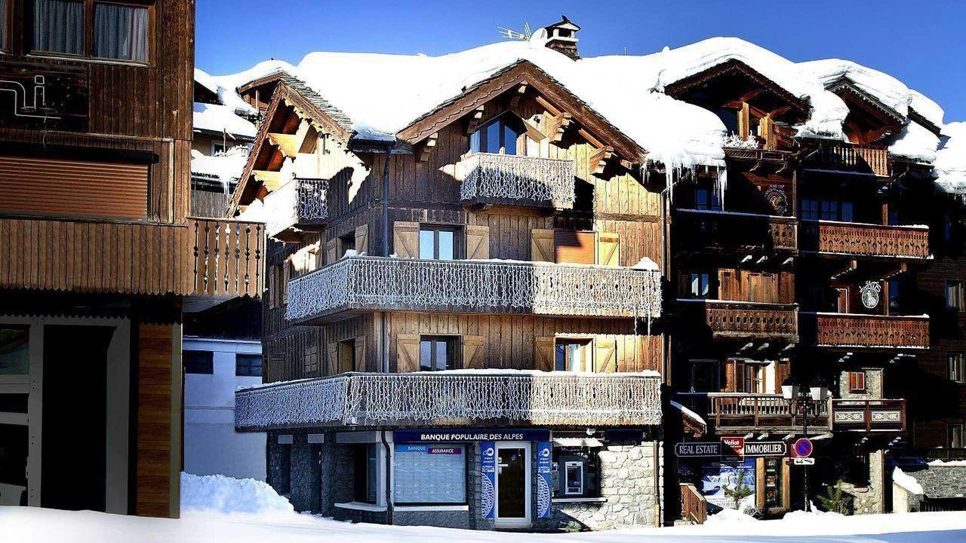 Villa Chalet Maeva, Location à Alpes du Nord