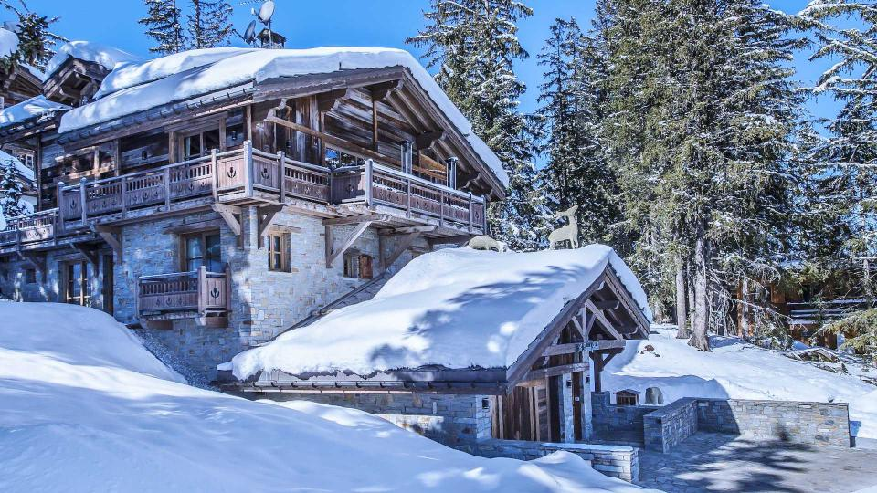 Villa Chalet Ours Polaire, Rental in Northern Alps