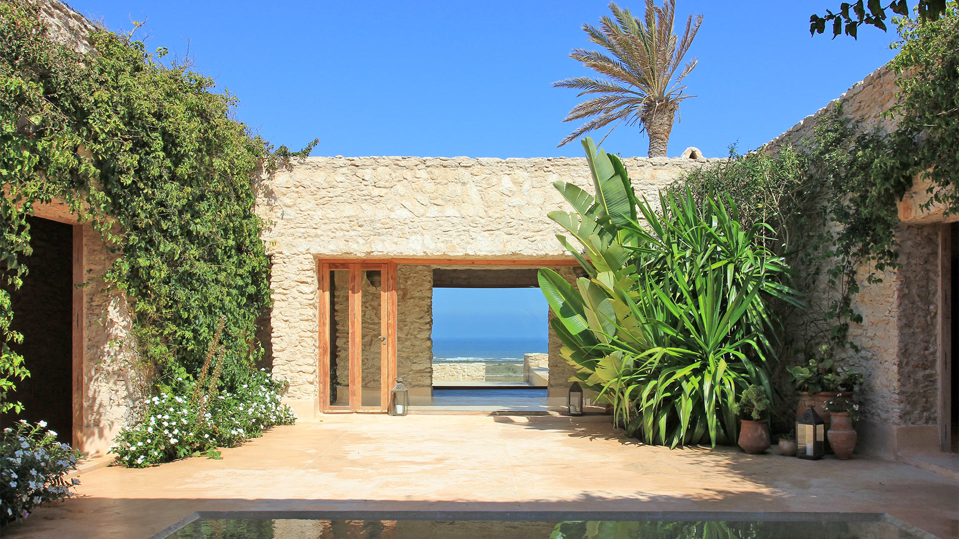 Villa Villa des Dunes, Rental in Essaouira