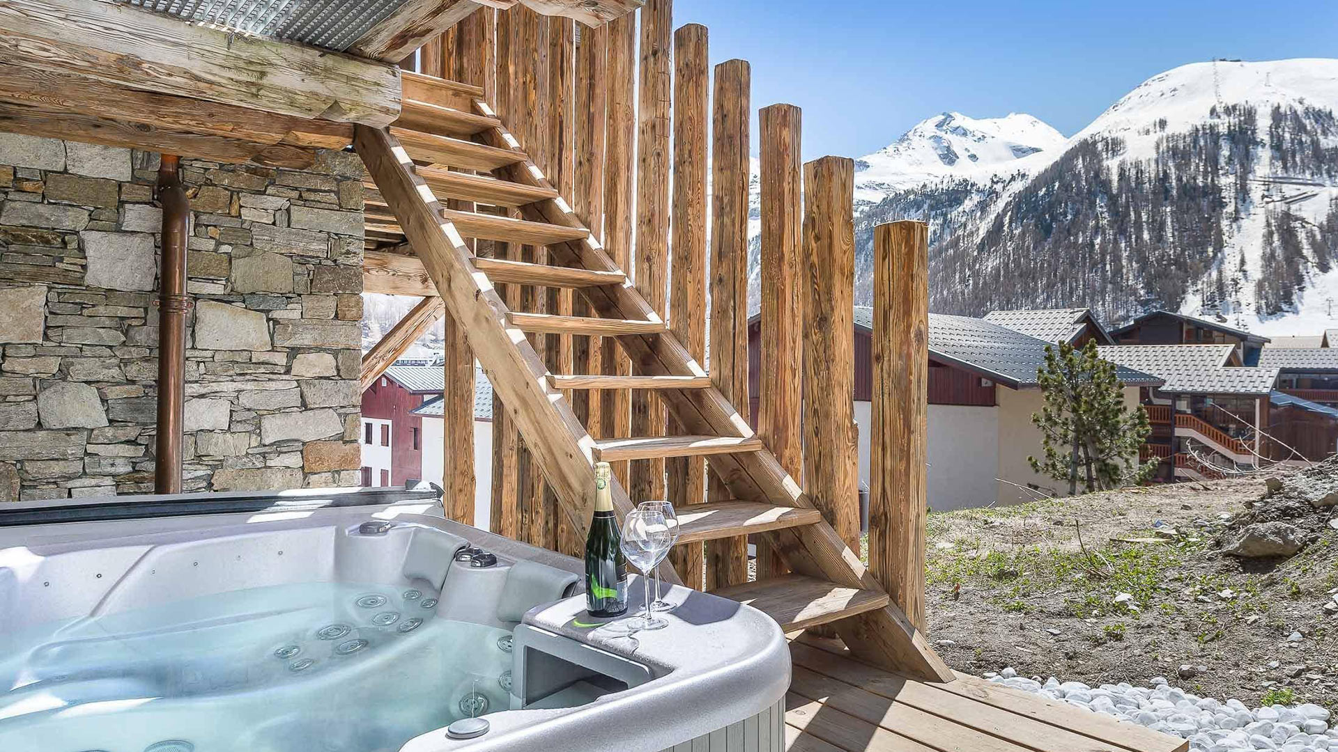 Villa Chalet Melina, Location à Alpes du Nord