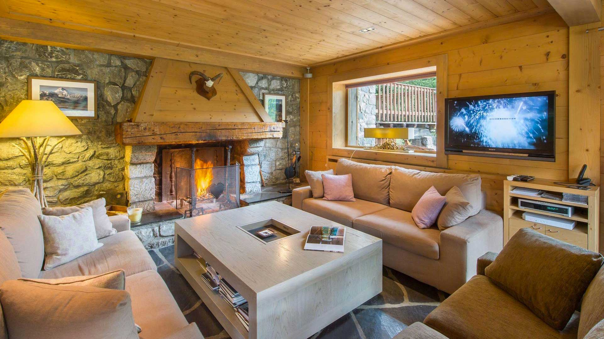 Villa Chalet des Tilleuls, Rental in Northern Alps