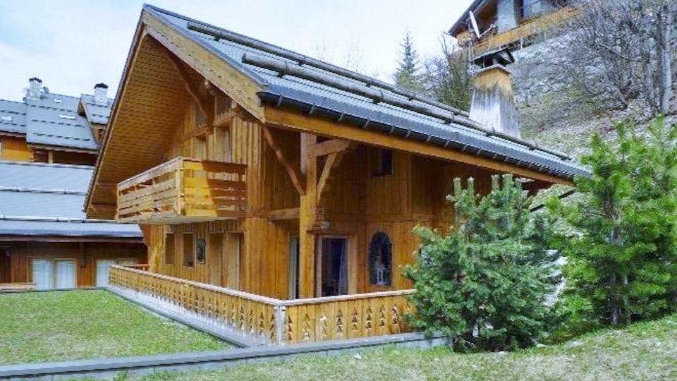 Villa Chalet Auriga, Location à Alpes du Nord