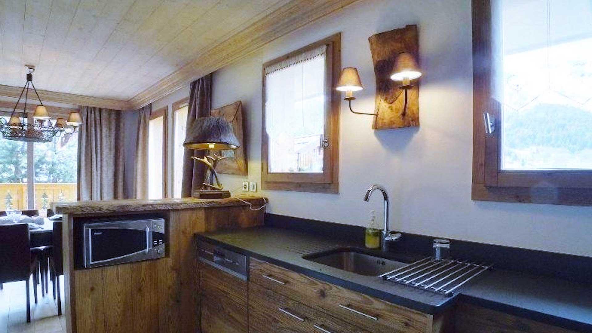 Villa Chalet Auriga, Rental in Northern Alps