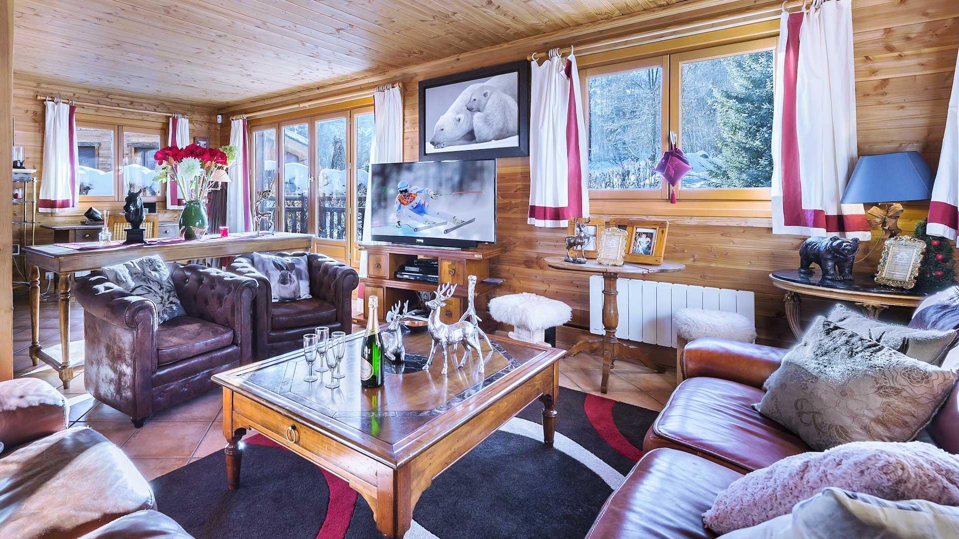 Villa Chalet Jonquilles, Location à Alpes du Nord
