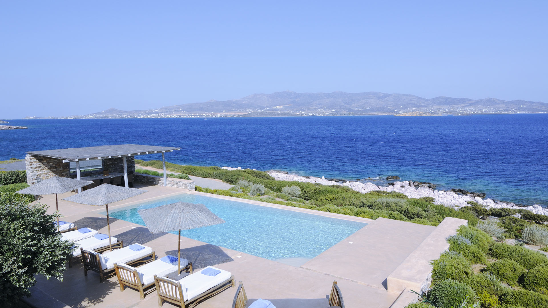 Villa Villa Cupidon I, Location à Cyclades - Autres îles