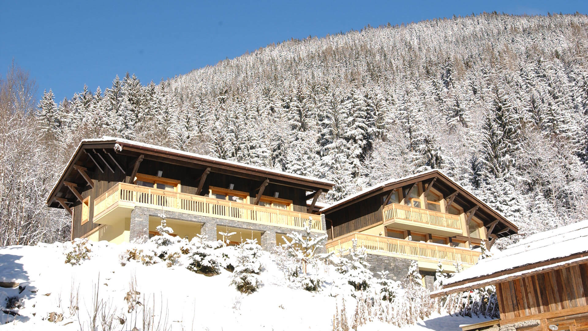Villa Chalet Sariette, Location à Alpes du Nord