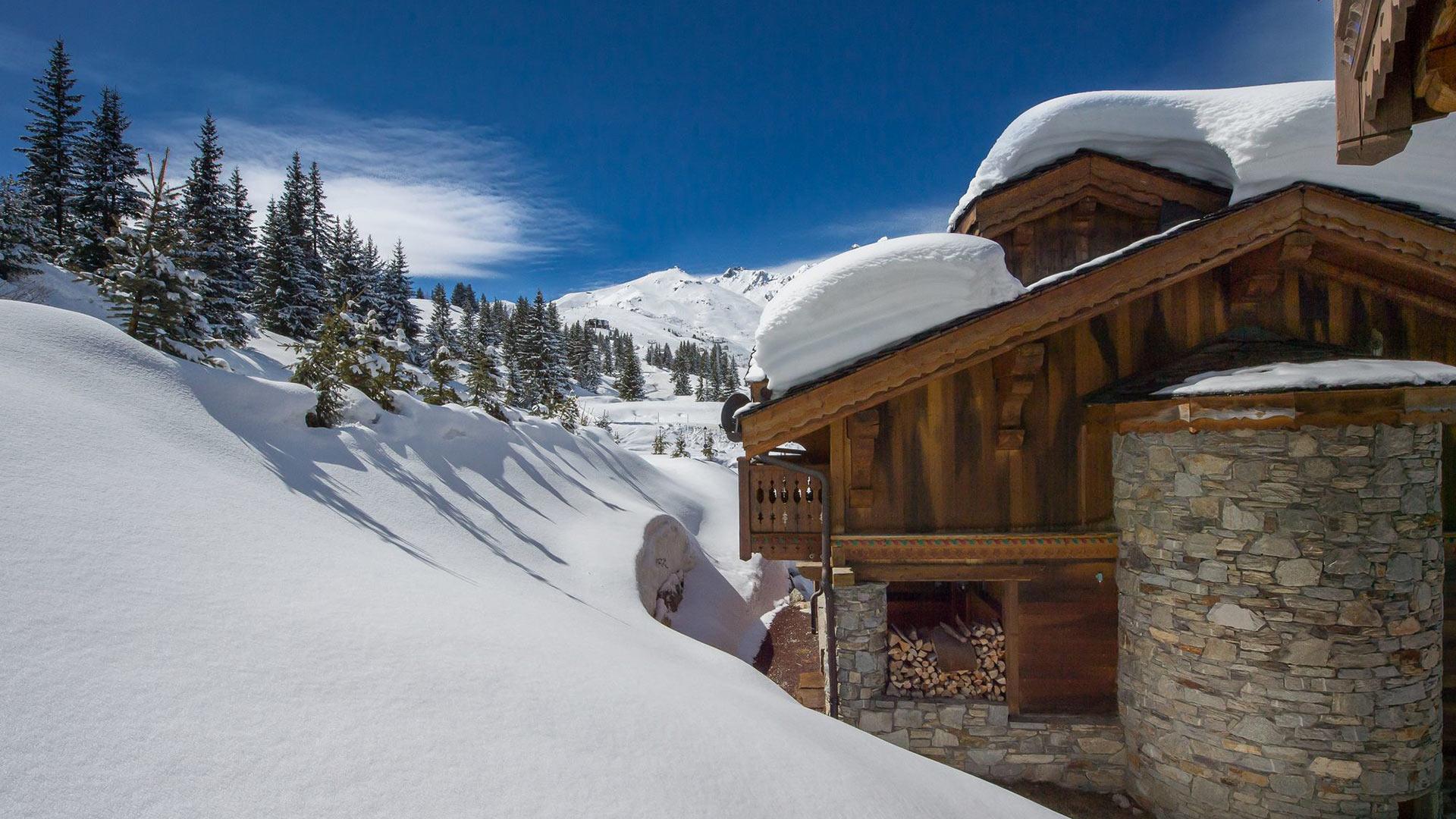 Villa Chalet Trèfle Alpin, Location à Alpes du Nord