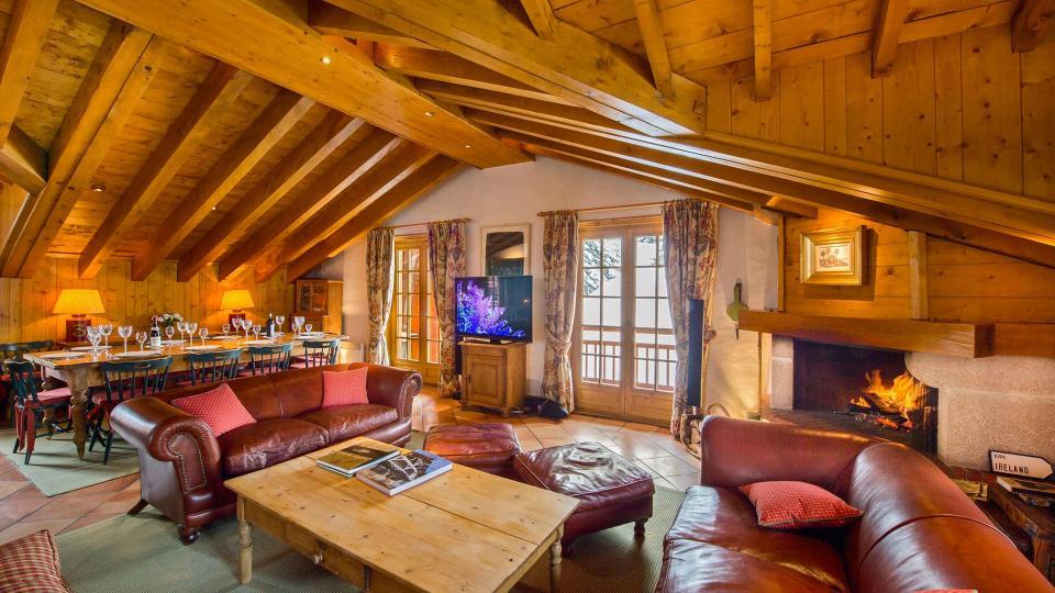 Villa Chalet Trèfle Alpin, Rental in Northern Alps