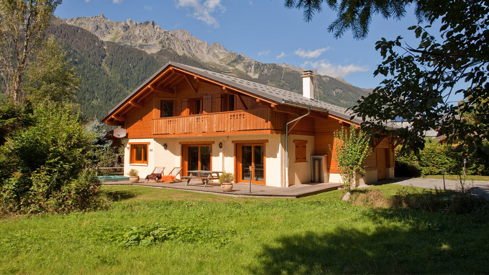 Villa Chalet Genévrier, Rental in Northern Alps
