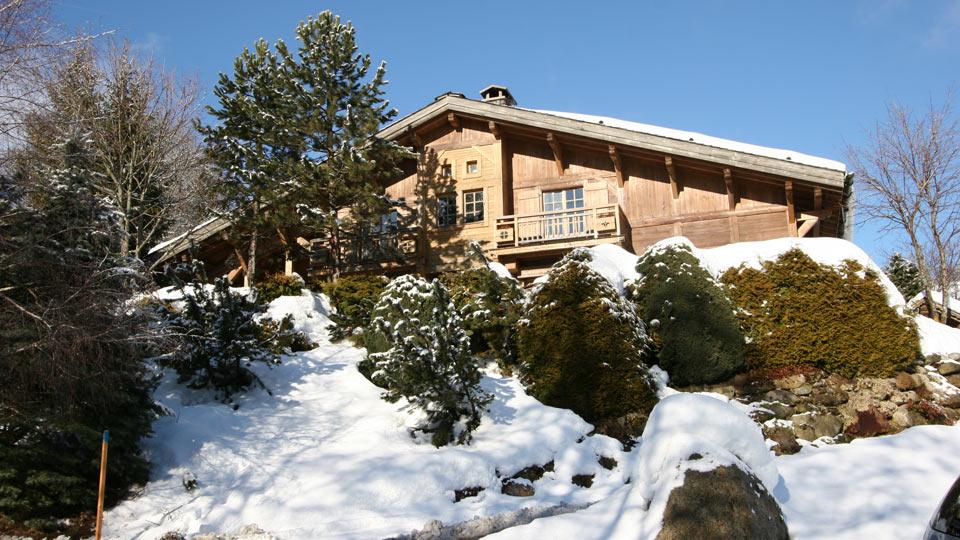 Villa Chalet Formax, Alquiler en Alpes del Norte