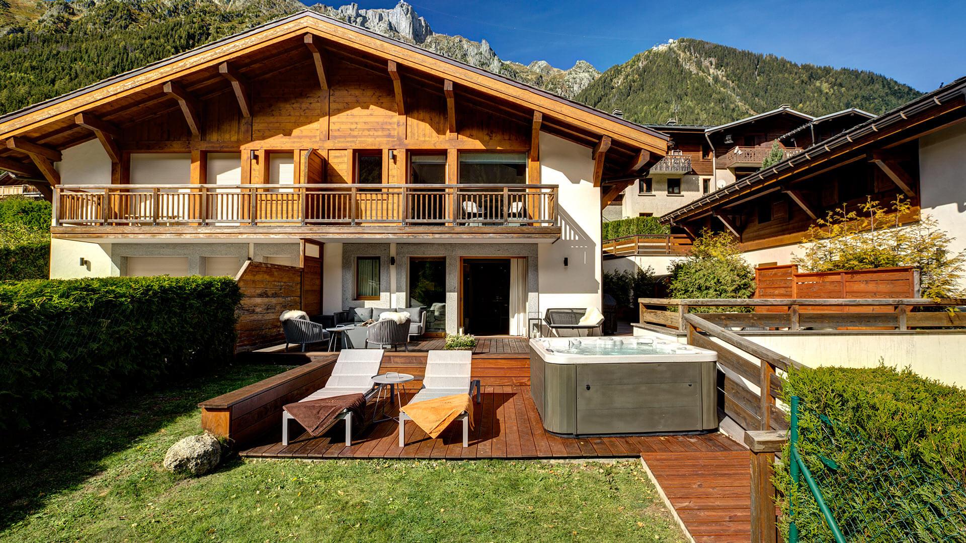 Villa Chalet la Silène, Location à Alpes du Nord