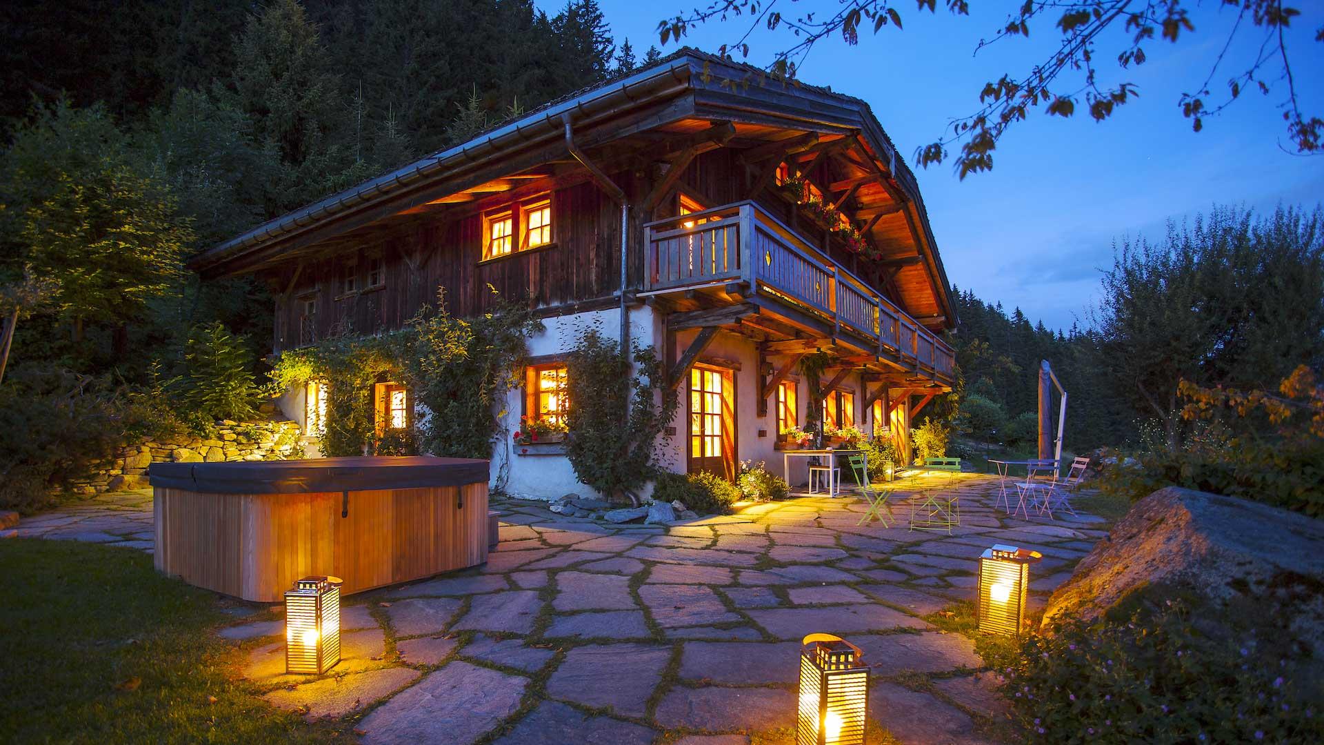 Villa Chalet Maelys, Rental in Northern Alps
